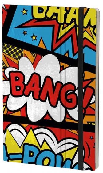 notitieboek Bang 21 x 13 cm ivoor papier/karton