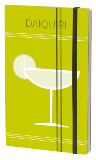 notitieboek Daiquiri 21 x 13 cm ivoor papier/karton