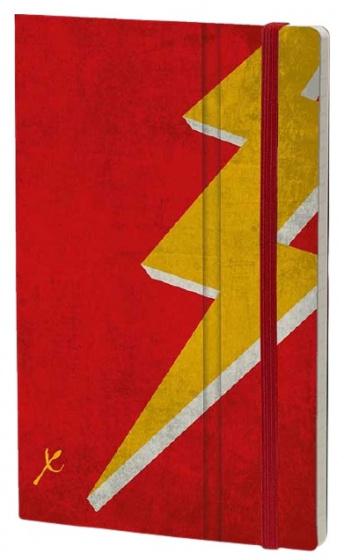 notitieboek Lightning 21 x 13 cm karton/ivoor papier