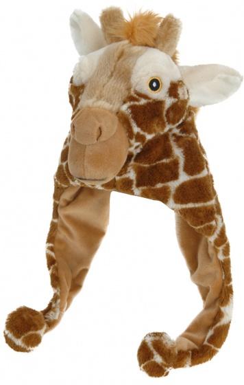 Giraffemuts bruin junior one size