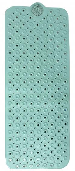 badmat 100 x 40 cm PVC groen