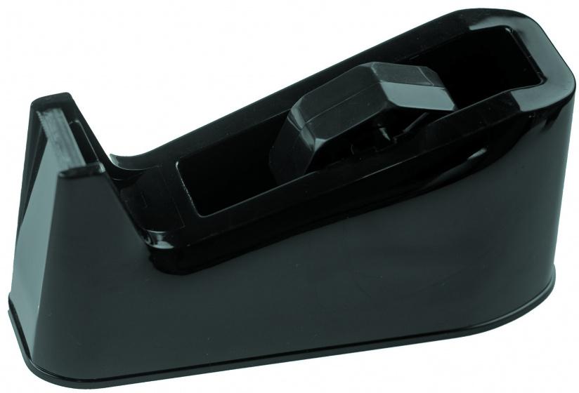 plakbandhouder 2,5 tot 7 cm zwart