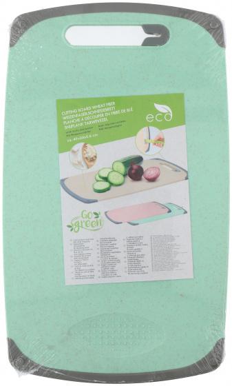 snijplank 40 x 24 cm microfiber groen