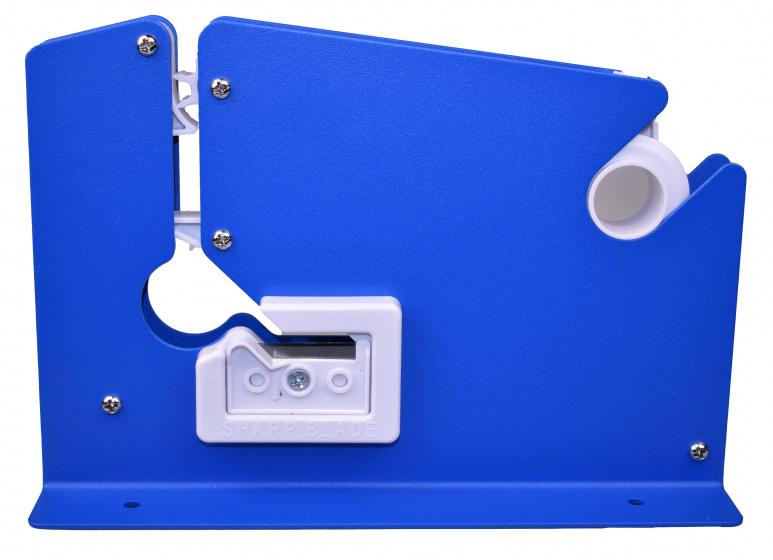 zakkensluiter 12 mm blauw