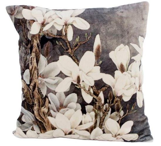 kussen magnolia 45 cm textiel