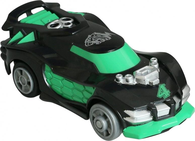 auto Ace 400x op batterijen 9 cm groen/zwart