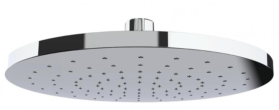 douchekop regendouche Automatic Cleaning 22,5 cm zilver