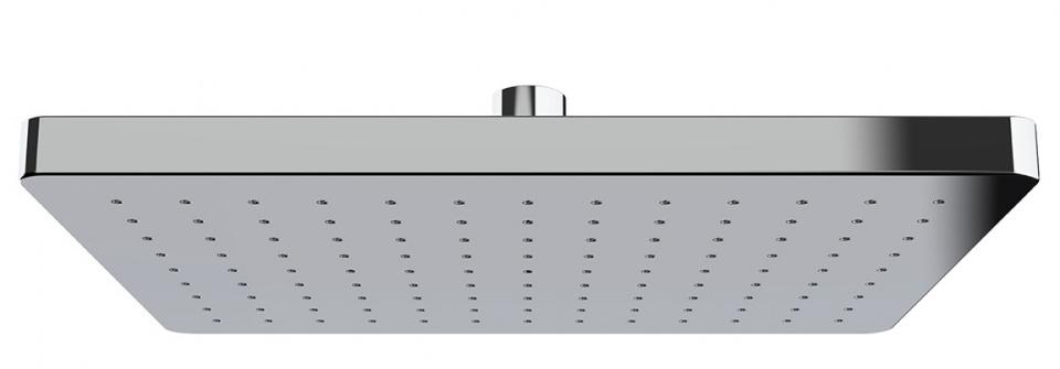 douchekop regendouche Automatic Cleaning 25 cm zilver