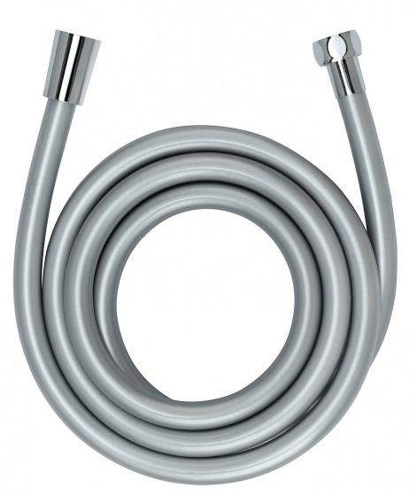 doucheslang Design 175 cm zilver