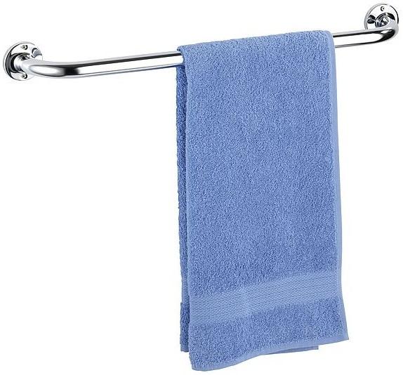 handdoekrek 66 x 9,5 cm RVS 60 cm
