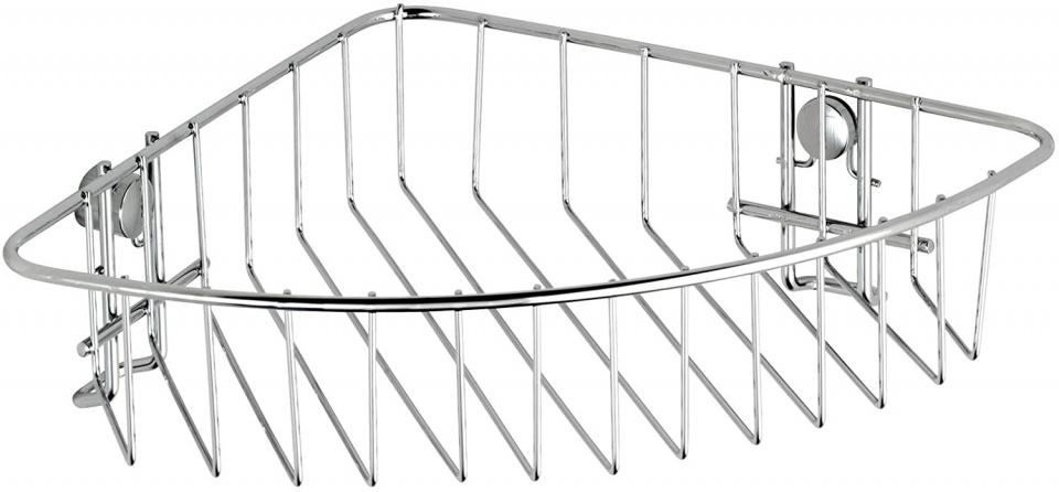 douche- en badrekje Classic 26,5 x 19,5 cm staal