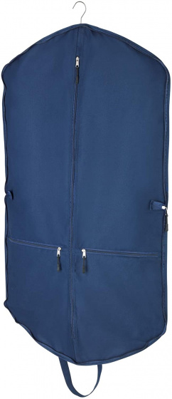kledinghoes 62 x 112 cm polyester donkerblauw