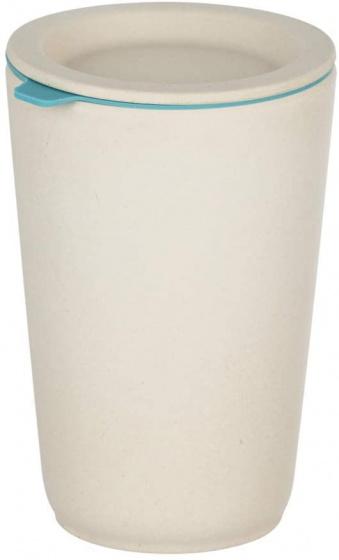 opbergpot 1,25 liter polypropyleen beige