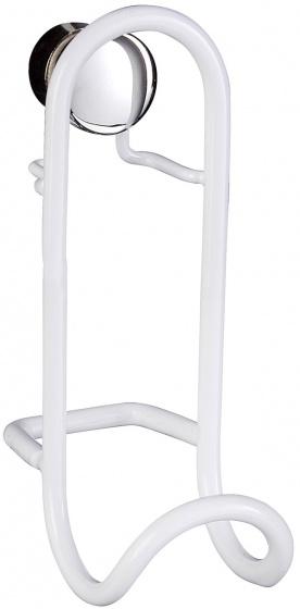 wandhaak Classic Plus 9,5 x 3,5 cm staal wit 2 stuks
