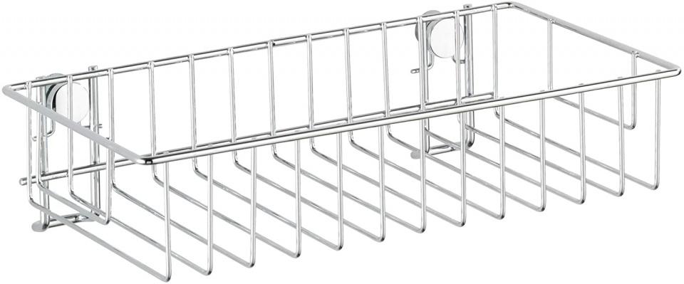 douche- en badrekje Classic 24 cm staal chroom