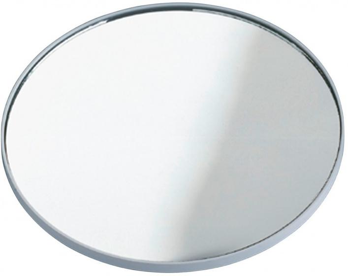 wandspiegel 0,5 x 12 cm chroom