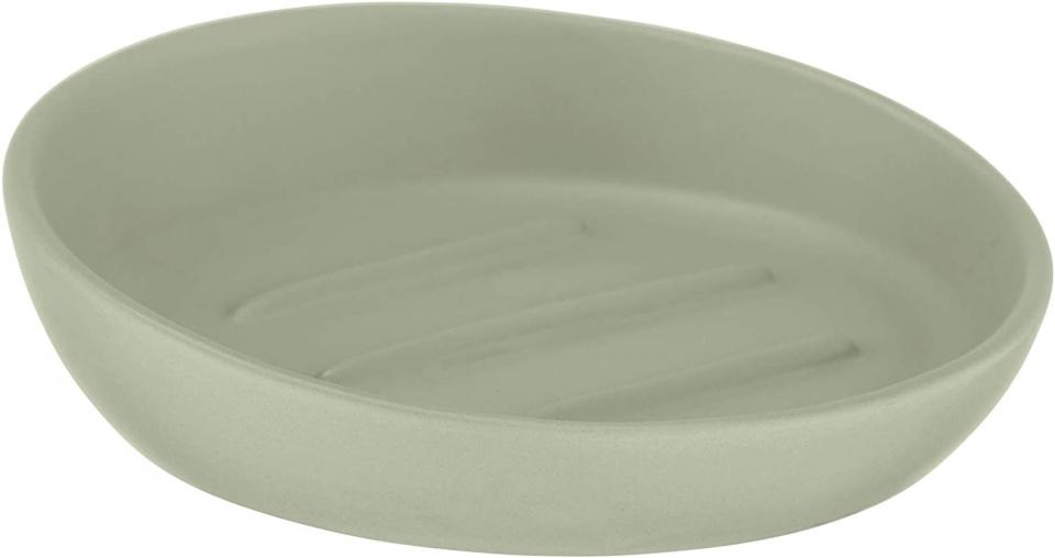 zeephouder Badi 11,5 cm keramiek groen