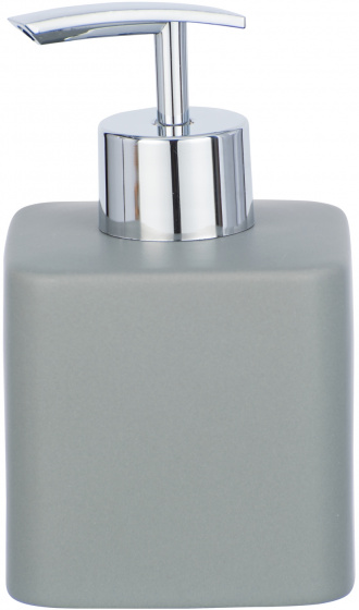 zeepdispenser Hexa 290 ml keramiek matgijs