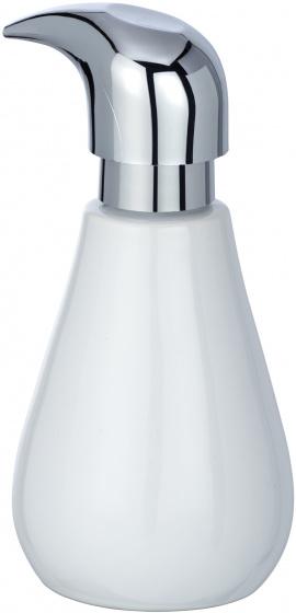 zeepdispenser Sydney 320 ml keramiek wit