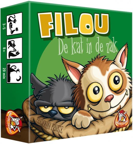 gezelschapsspel Filou