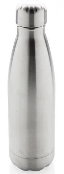 thermosfles 500 ml RVS zilver