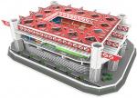 11Force 3D-puzzel AC Milan 29 x 23 cm foam rood 99-delig