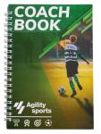 Agility Sports coachboek voetbal A5 papier