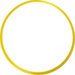 Agility Sports coördinatie-hoepel 48 cm geel
