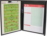 Agility Sports tactiekmap 44 x 35 cm papier zwart 4-delig