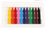 Alpino waskrijt Dacscolor gekleurd junior 12 stuks