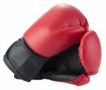 Angel sports bokshandschoenen junior zwart maat 10