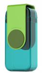 Asobu drinkfles Kids The Juicy 300 ml blauw/groen