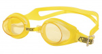 Atipick duikbril Anti-fog junior polycarbonaat geel one-size