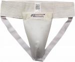 Atipick kruisbeschermer heren polyester wit maat L