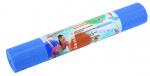 Atipick yogamat 173 x 61 x 0,4 cm blauw