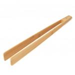 Balvi barbecuetang BBQ&More 40 cm bamboe naturel