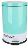 Balvi prullenbak Pantone 20 liter metaal blauw/wit 2-delig