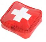 Balvi toilettas Kruis 18 cm PVC rood