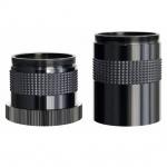 Bresser camera-adapter M35/T2 aluminium zwart