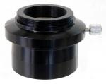 Bresser camera-adapter T2 1,25/2 inch zwart