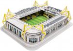 BVB 3D-puzzel Borussia Dortmund 36,7 cm foam geel 76-delig