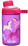 CamelBak drinkbeker Chute Mag Zebra junior 400 ml paars/roze