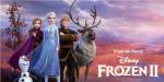 Carbotex strandhanddoek Disney Frozen II 140 x 70 cm polyester