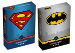 Cartamundi speelkaarten DC Super Heroes Duopack karton