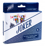 Cartamundi speelkaarten Joker rood/blauw