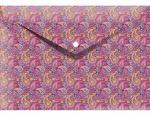 Cedon elastomap envelop 33 x 23,5 cm karton roze