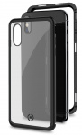 Celly telefoonhoes Apple iPhone X/XS aluminium zwart