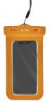 Celly telefoonhoes Procompact waterdicht 11 x 22 cm PVC oranje