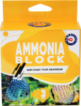 CeramicNature watersupplement 3-in-1 Ammonia Block geel 3 pods
