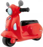 Chicco loopwagen Vespa Primavera junior 55 x 45 cm rood/zwart
